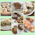 עוגות תפוחים ליום הכיפורים