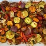 תבשיל ירקות מתובלים